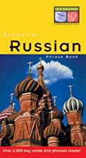 Essential Russian Phrase Book by Periplus…