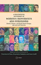 A Biographical Dictionary of Women's…