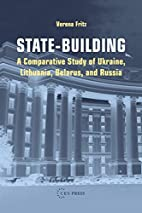 State-Building: A Comparative Study of…