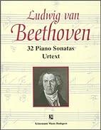 Sonaten : 32 Klaviersonaten = 32 piano…