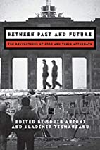 Between Past and Future: The Revolution of…