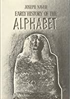 Early History of the Alphabet (Ancient Near…