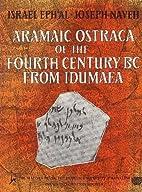 Aramaic Ostraca of the Fourth Century BC…