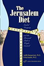 The Jerusalem Diet. Guided Imagery and the…