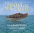 The Boat and the Sea of Galilee by Lea…