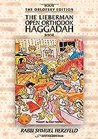 The Lieberman Open Orthodox Haggadah by…