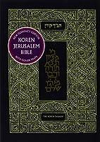 Koren Jerusalem Tanakh (Hebrew Edition) by…