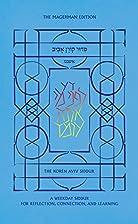 Koren Aviv Weekday Siddur, Ashkenaz,…