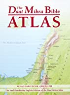 The Daat Mikra Bible Atlas: A Comprehensive…