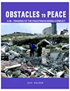 Obstacles to Peace: A Reframing of the…
