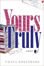 Yours Truly by Chava Rosenberg