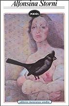 Alfonsina Storni: Poesa : Editores Mexicanos…