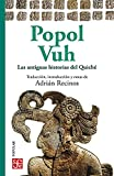 Recinos, Adrian: Popol Vuh