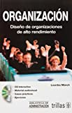 Munch, Lourdes: Organizacion (Spanish Edition)