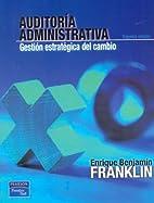 Auditoria Administrativa - Gestion…
