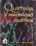 Kotz: Quimica y Reactividad Quimica (Spanish Edition)
