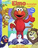 Monica, Carol: Elmo animales juguetones / Elmo Animal Mix and Match (Plaza Sesamo/ Sesame Street) (Spanish Edition)