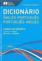 Dicionário Académico de Inglês-Português…
