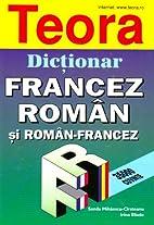 Dictionar francez-român, român-francez by…
