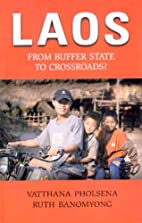 Laos: From Buffer State to Crossroads?…