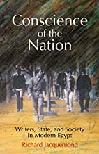 Conscience of the Nation: Writers, State,…