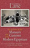 Thompson, Jason: An Account of the Manners and Customs of the Modern Egyptians