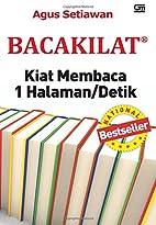 Bacakilat (Indonesian Edition) by Agus…