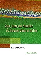 Green, Brown, & Probability and Brownian…