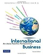 International Business: An Asia Pacific…