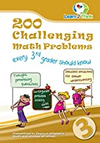 200 Challenging Math Problems every 3rd…
