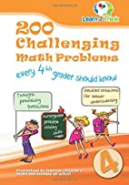 200 Challenging Math Problems every 4th…