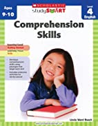 Scholastic Study Smart Comprehension Skills…