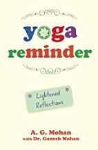 Yoga Reminder: Lightened Reflections by A.G.…