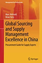 Global Sourcing and Supply Management…