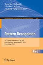 Pattern Recognition: 7th Chinese Conference,…