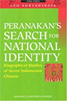 Peranakan's Search For National Identity:…