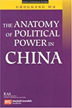 Anatomy of Political Power in China…