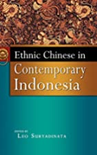 Ethnic Chinese in Contemporary Indonesia by…