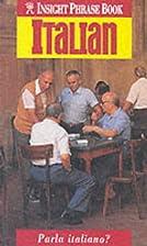 Italian Insight Phrasebook (Insight Phrase…