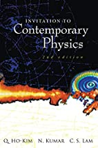 Invitation to Contemporary Physics by Q.…