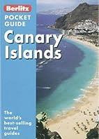 Berlitz Pocket Guide Canary Islands by Paul…