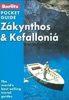 Berlitz Pocket Guide Zakynthos & Kefallonia…