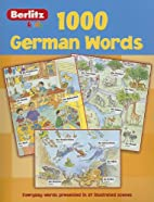 1000 German Words (1000 Words) (English and…