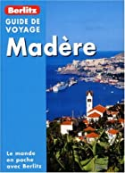 Berlitz Pocket Guide Madeira by Berlitz