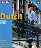 Berlitz Travel Pack Dutch (Berlitz Travel…