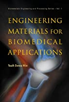 Engineering Materials For Biomedical…