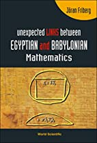 Unexpected Links Between Egyptian and…