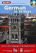 Berlitz German in 30 Days (Berlitz in 30…