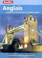Anglais - Guide de conversation et…