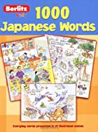 Berlitz 1000 Japanese Words by Inc. Berlitz…